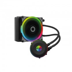M.Red Watercooling Aio 120 Mm