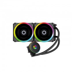 M.Red Watercooling Aio 240 Mm